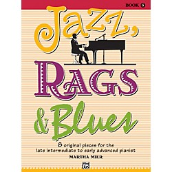 Alfred Jazz Rags & Blues Book 5 Piano (00-32715)