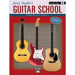 Alfred Jerry Snyder's Guitar School Ensemble Book 1 (00-19461)