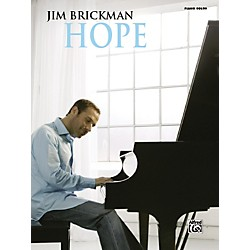 Alfred Jim Brickman Hope Piano Solos (00-30891)