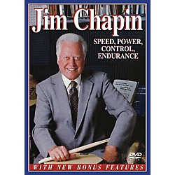 Alfred Jim Chapin - Speed, Power, Control, Endurance (DVD) (00-32690)