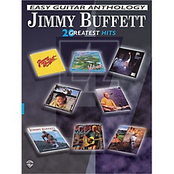 Alfred Jimmy Buffett Easy Guitar Anthology (00-PGM0501)