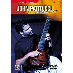 Alfred John Patitucci: Electric Bass Complete DVD (00-25446)