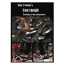 Alfred John Toomey's Footwork DVD (98-2846197)