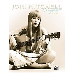 Alfred Joni Mitchell - Complete So Far Guitar Songbook Hardcover Edition (00-40964)