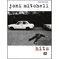 Alfred Joni Mitchell - Hits (Piano, Vocal, and Chords Book) (00-32079)