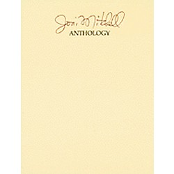 Alfred Joni Mitchell Anthology Piano, Vocal, Guitar Songbook (00-VF1052)