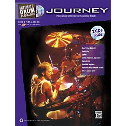 Alfred Journey - Ultimate Drum Play-Along Book & 2 CDs (00-36542)