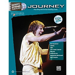 Alfred Journey - Ultimate Keyboard Play-Along Book & 2 CDs (00-36354)