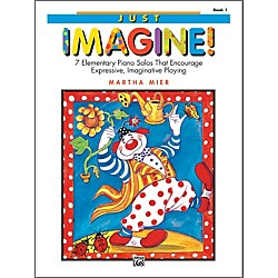 Alfred Just Imagine! Book 1 Elementary Piano (00-6684)