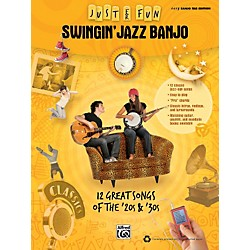 Alfred Just for Fun: Swingin' Jazz Banjo (Book) (322284)