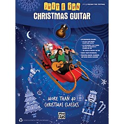 Alfred Just for Fun Christmas Guitar (00-35006)