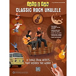 Alfred Just for Fun Classic Rock Ukulele Book (00-42689)