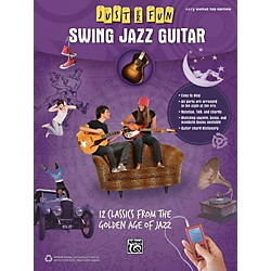 Alfred Just for Fun Swing Jazz Guitar Book (00-42569)