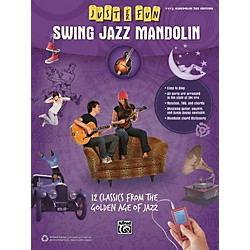 Alfred Just for Fun Swing Jazz Mandolin Book (00-42572)