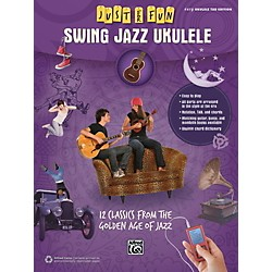 Alfred Just for Fun Swing Jazz Ukulele Book (00-42570)