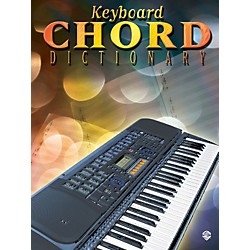 Alfred Keyboard Chord Dictionary (00-0088B)