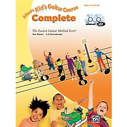 Alfred Kid's Guitar Course Complete Book Enhanced CD & DVD (00-32142)