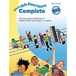 Alfred Kid's Piano Course Complete Book & CD (00-40091)