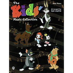 Alfred Kids' Music Collection Easy Piano (00-AF9773)