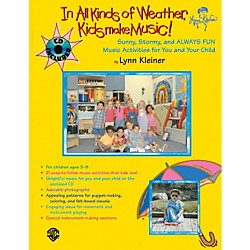 Alfred Kids Make Music Series: In All Kinds of Weather, Kids Make Music Book & CD (00-BMR07008CD)