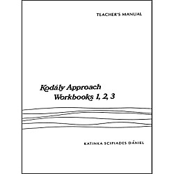 Alfred Kodely Approach Teachers Manual (00-BMR09053)