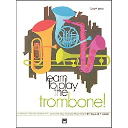 Alfred Learn to Play Trombone! Book 1 (00-736)