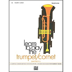 Alfred Learn to Play Trumpet/Cornet Baritone T.C.! Book 1 (00-734)