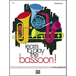 Alfred Learn to Play the Bassoon! Book 1 (00-699)