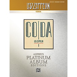 Alfred Led Zeppelin - Coda Drums Platinum Edition Book (00-34863)