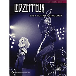 Alfred Led Zeppelin - Easy Guitar Anthology (00-32727)
