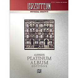 Alfred Led Zeppelin - Physical Graffiti Platinum Guitar TAB Book (00-37221)