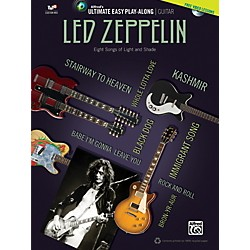Alfred Led Zeppelin - Ultimate Easy Guitar Play-Along (Book & DVD) (00-40312)