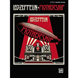 Alfred Led Zeppelin: Mothership - Drum Transcriptions (Book) (00-32013)