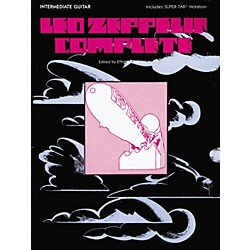 Alfred Led Zeppelin Complete Guitar Tab Songbook (00-GF0411)
