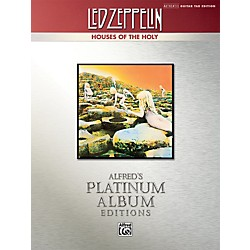 Alfred Led Zeppelin Houses Of The Holy Guitar Tab Platinum Edition Book (00-32443)