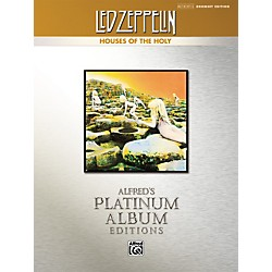 Alfred Led Zeppelin Houses of the Holy Authentic Drumset Edition (Book) (00-32809)
