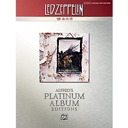 Alfred Led Zeppelin IV Guitar Tab Platinum Edition Book (00-32442)