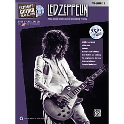 Alfred Led Zeppelin Ultimate Play Along Guitar Volume 2 with 2 CD's (00-32425)