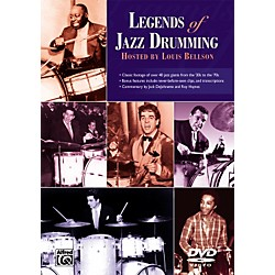 Alfred Legends of Jazz Drumming DVD (00-908084)