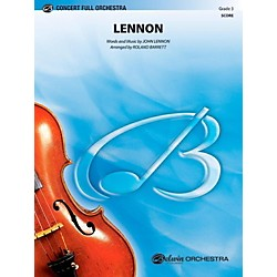Alfred Lennon Full Orchestra Level 3 Set (00-40501)