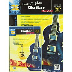 Alfred MAX Guitar Complete (Book/DVD) (00-25786)