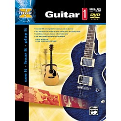 Alfred MAX Series Guitar Instruction 1 (Book/DVD) (00-22656)
