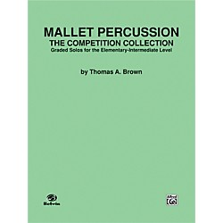 Alfred Mallet Percussion The Competition Collection Book (00-EL03683)