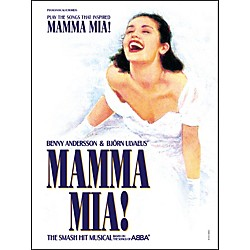 Alfred Mamma Mia!  Piano/Vocal/Chords Book (00-PFM0205)