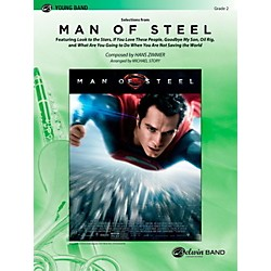 Alfred Man of Steel Selections from Concert Band Level 2 Set (00-42185)