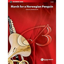 Alfred March for a Norwegian Penguin Concert Band Grade 1 Set (00-42139)