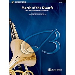 Alfred March of the Dwarfs Concert Band Grade 3 Set (00-42199)