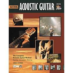 Alfred Mastering Acoustic Guitar (Book/CD) (00-19341)