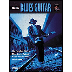 Alfred Mastering Blues Guitar Book/CD (00-8234)