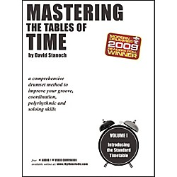 Alfred Mastering the Tables of Time, Volume 1: Introducing the Standard Timetable (Book) (95-RMM010)